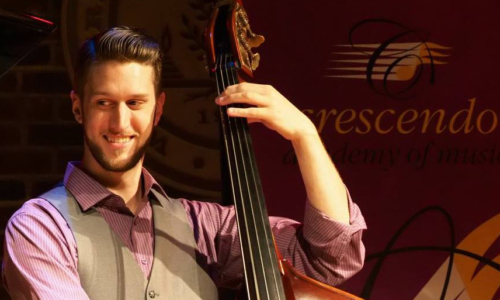 Henry Rensch Joins Crescendo Teaching Faculty