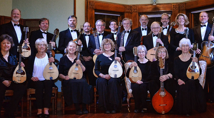 Kalamazoo Mandolin and Guitar Orchestra