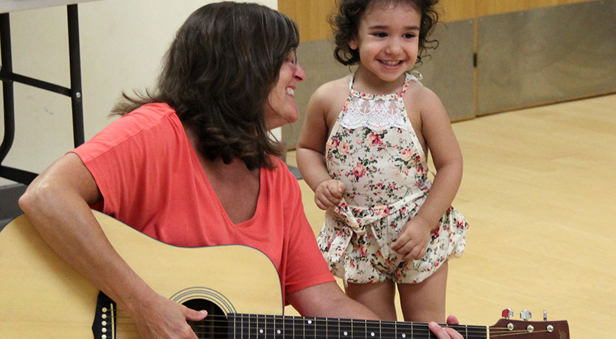 Music Together - Mixed Age Classes
